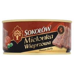 Mielonka wieprzowa Premium