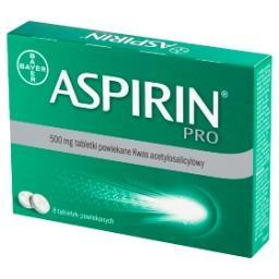 Pro Tabletki powlekane 8 tabletek