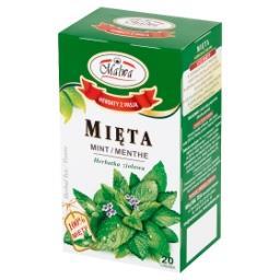 Mięta Herbatka ziołowa 40 g (20 torebek)