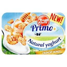 Primo Jogurt naturalny & musli Miód Migdały