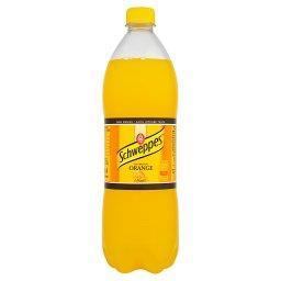 Napój gazowany o smaku pomarańczowym 1 l