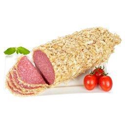 Salami z posypką cebulową
