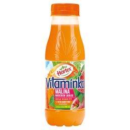Vitaminka Sok malina marchew jabłko