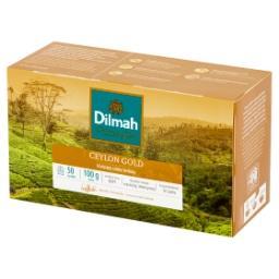 Finest Ceylon Gold Klasyczna czarna herbata 100 g (5...
