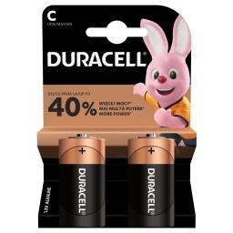 Baterie alkaliczne  duracell typ C