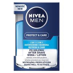 MEN Protect & Care 2w1 Woda po goleniu