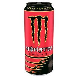 Lewis Hamilton Gazowany napój energetyczny