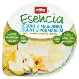 Esencia Jogurt z maślanką gruszka-wanilia