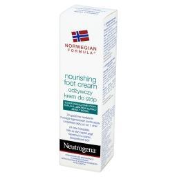 Formuła Norweska Odżywczy krem do stóp