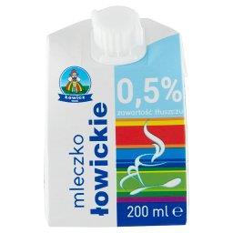 Mleczko łowickie UHT 0,5%
