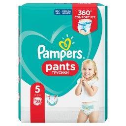 Pants, Rozmiar 5, 22 Pieluchomajtki