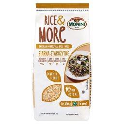 Rice & More Ziarna Starożytne Unikalna kompozycja ryżu i kasz