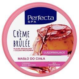 SPA Crème Brûlée Masło do ciała ujędrniające