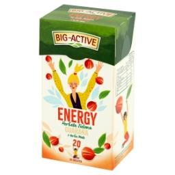 Energy Herbata zielona guarana z yerba mate 30 g