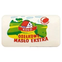 Osełkowe Masło ekstra