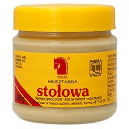 Musztarda Stołowa