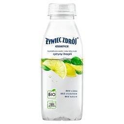 Essence Napój niegazowany BIO o smaku ogórka i limonki