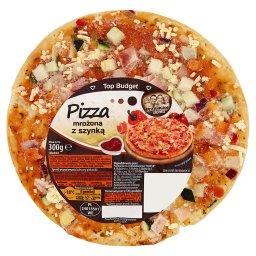 Pizza mrożona z szynką