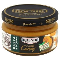 Premium Pasta warzywna z nutą curry