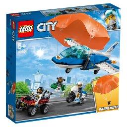 City Police Aresztowanie spadochroniarza 60208