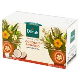Zioła z przyprawami do zaparzania kokos i mango 40 g