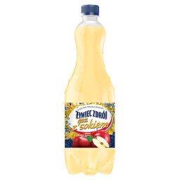 Gaz z sokiem z jabłek Napój gazowany 1 l