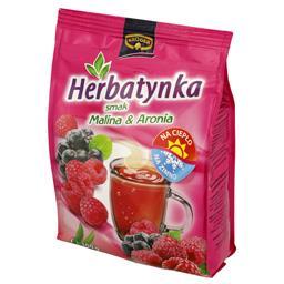 Herbatynka malina&aronia