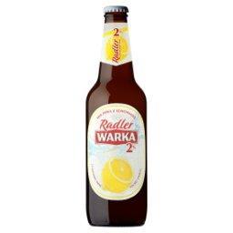 Radler Piwo z lemoniadą o smaku cytrusowym