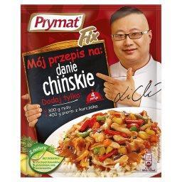 Fix Mój przepis na danie chińskie
