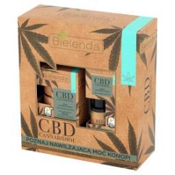 CBD Cannabidiol Zestaw kosmetyków