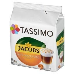 Jacobs Latte Macchiato Caramel Kawa mielona 8 kapsuł...