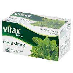 Zioła Herbatka ziołowa mięta strong 30 g