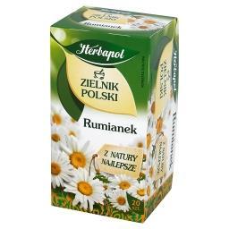 Zielnik Polski Rumianek Herbatka ziołowa 30 g (20 sa...