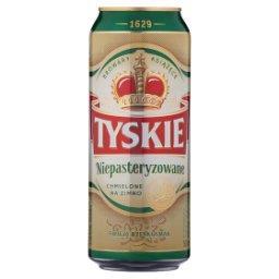 Niepasteryzowane Piwo jasne