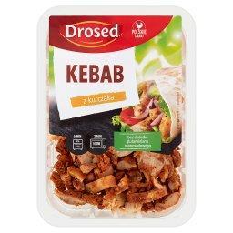 Kebab z kurczaka pieczony orientalny