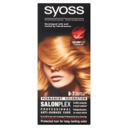 SalonPlex Farba do włosów miodowy blond 8-7