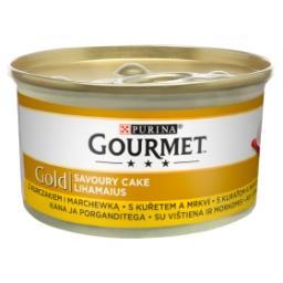 Gold Karma dla kotów savoury cake z kurczakiem i mar...