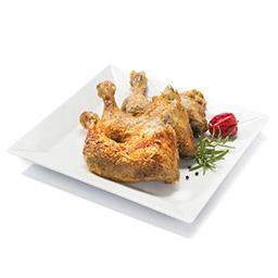 Ćwiartka z kurczaka pieczona