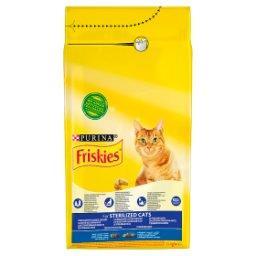 Sterilized Karma dla kotów z łososiem i warzywami