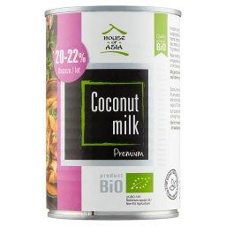 Mleczko kokosowe BIO 20-22%