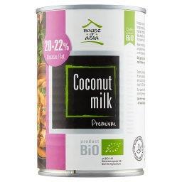 Mleczko kokosowe BIO