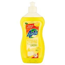 Żel do mycia naczyń cytryna z nuta limonki