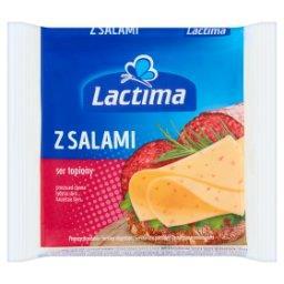 Ser topiony w plasterkach z salami 130 g