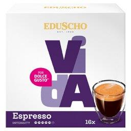 Vida Espresso Intense Kawa mielona w kapsułkach 120 g (16 x )