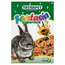 Fantasia Supermix Mieszanka paszowa pełnoporcjowa dla królików