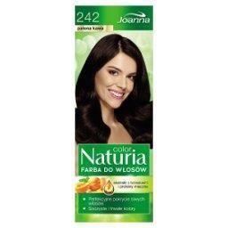 Naturia color Farba do włosów palona kawa 242