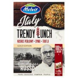 Gold Edition Italy Trendy Lunch kuskus perłowy dynia...