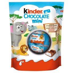Chocolate Mini Batonik z mlecznej czekolady z nadzieniem mlecznym