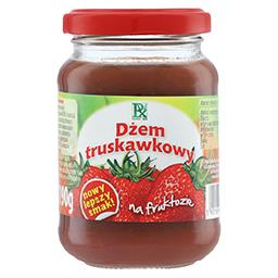 Dżem truskawkowy na fruktozie 190g