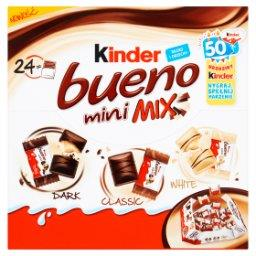 Bueno Mini Mix Wafel w czekoladzie  (24 batony)